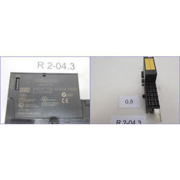 Original SKF Rolling Bearings Siemens 6ES7138-4FA04-0AB0 + Socket  TM-E30C46-A1 #3 image
