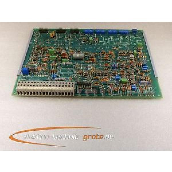 Original SKF Rolling Bearings Siemens C98043-A1004-L2-E 11  Karte #3 image