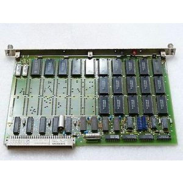 Original SKF Rolling Bearings Siemens 6FX1190-1AG00 Sinumerik RAM Speicher Karte E Stand  A #3 image