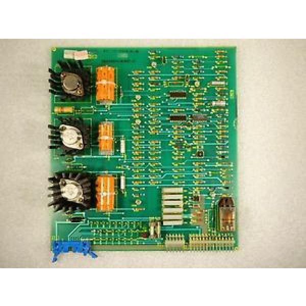 Original SKF Rolling Bearings Siemens 6RA4001-1AA01-2  Karte #3 image