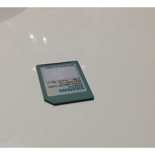 Original SKF Rolling Bearings Siemens  S7 MICRO MEMORY CARD2MB  6ES7-953-8LL20-0AA0 #3 image
