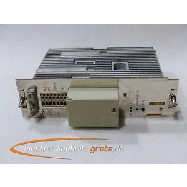 Original SKF Rolling Bearings Siemens 6EV3054-0FC Sinumerik Stromversorgung E Stand  J #3 image