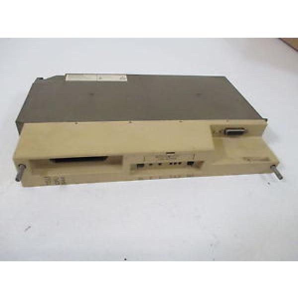 Original SKF Rolling Bearings Siemens 6ES5 944-7UA12 CPU MODULE  *USED* #3 image