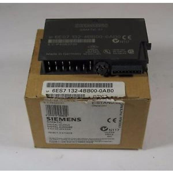 Original SKF Rolling Bearings Siemens Five – – 6ES7  132-4BB00-0AB0 #3 image