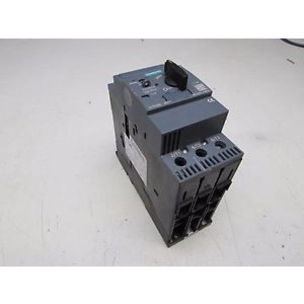 Original SKF Rolling Bearings Siemens SIRIUS 3RV2031-4JB10 MOTOR CONTROLLER NICE USED TAKEOUT MAKE  OFFER #3 image