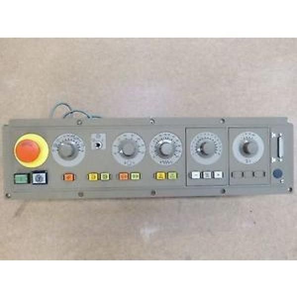Original SKF Rolling Bearings Siemens 6FC3498-3EF Maschinensteuertafel mit  6FC3984-3RA #3 image