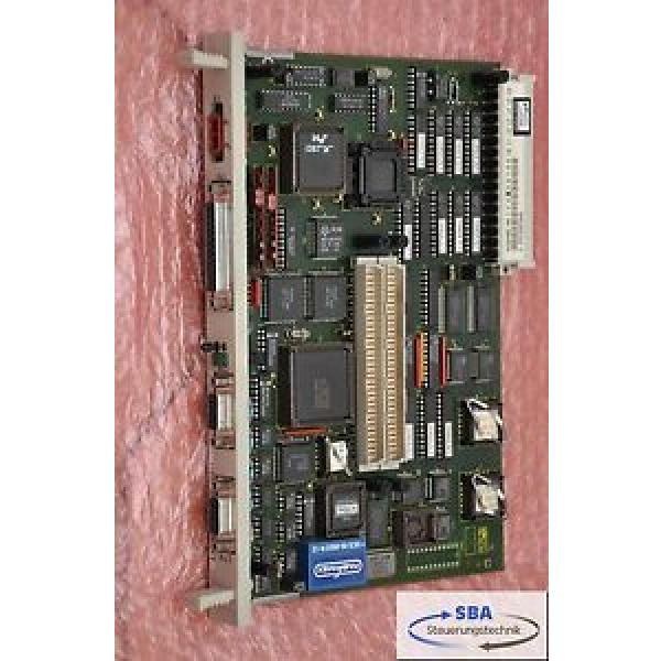 Original SKF Rolling Bearings Siemens Sicomp / MMC Sicomp T MSR2 Technologieplatine Typ  9AB4141-1FB03 #3 image