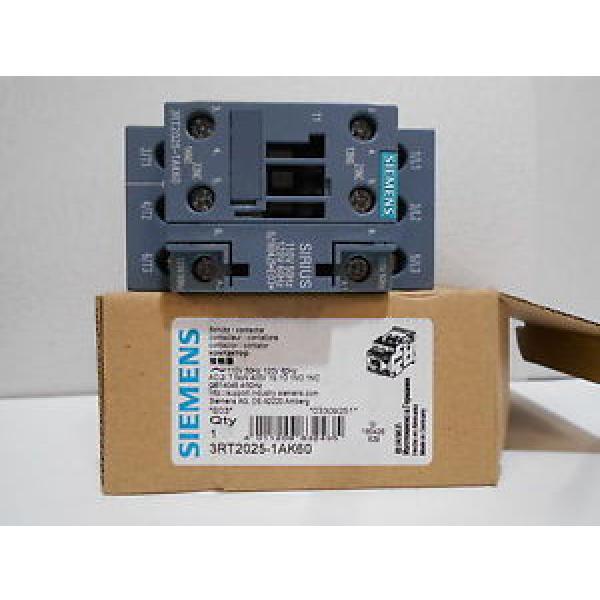 Original SKF Rolling Bearings Siemens SIRIUS 3RT2025-1AK60 110/120V 50/60HZ  CONTACTOR #3 image