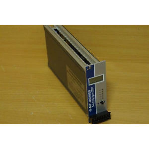 Original SKF Rolling Bearings Siemens Milltronics Rackmounted Ex 91Y8338 Multiranger Plus  Ex91Y8338 #3 image
