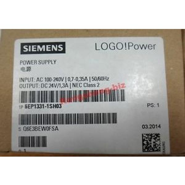 Original SKF Rolling Bearings Siemens 1PC NEW IN BOX Power Supply 6EP1331-1SH03  6EP13311SH03 #3 image