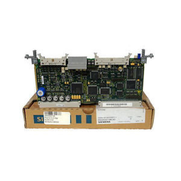 Original SKF Rolling Bearings Siemens 6SA8252-0BC83 PLATINE CUX-BGR CONTROL CARD  MASTERGUARD #3 image