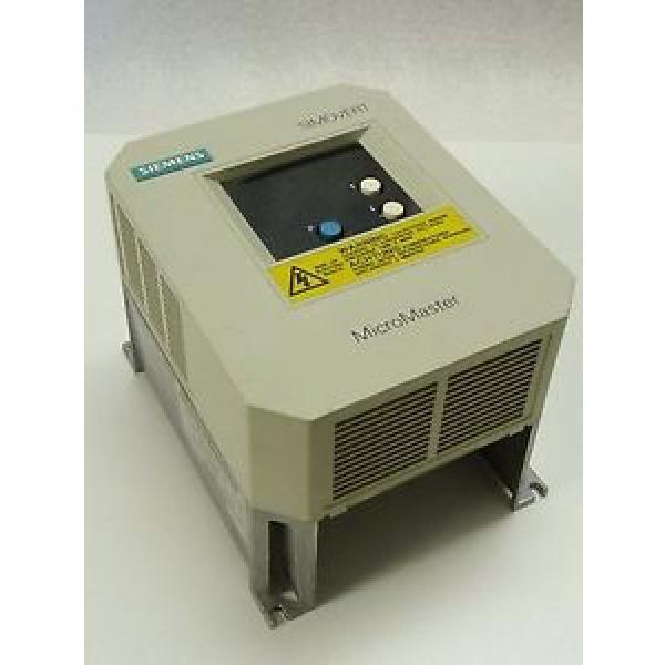 Original SKF Rolling Bearings Siemens 6SE3012-6BA00  Micromaster #3 image