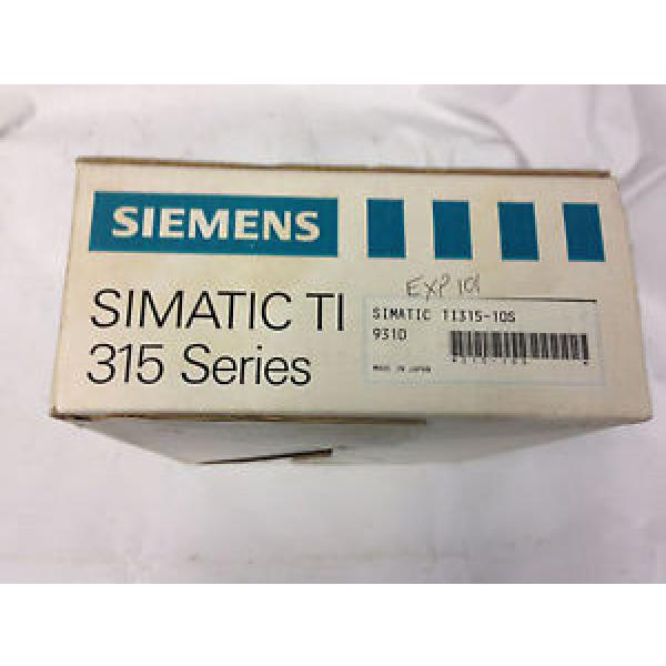 Original SKF Rolling Bearings Siemens *NEW*  Simatic TI315-10S MODULE 60 DAY  WARRANTY! #3 image