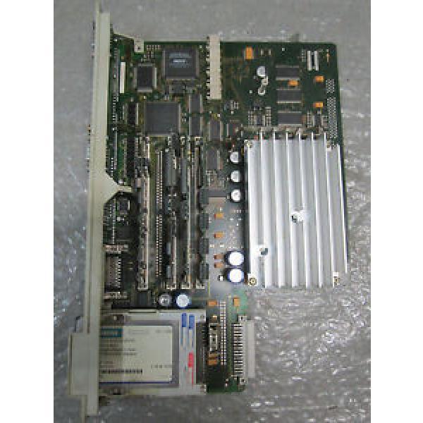 Original SKF Rolling Bearings Siemens 6FC5357-0BB34-0AE0 Sinumerik 840/DE OHNE System Board PIII 64MB  *Tested* #3 image