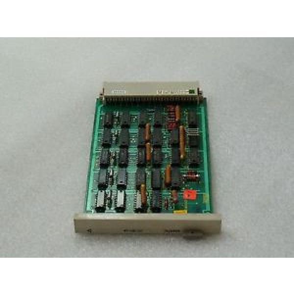 Original SKF Rolling Bearings Siemens 6EC3871-0A Simatic  Card #3 image