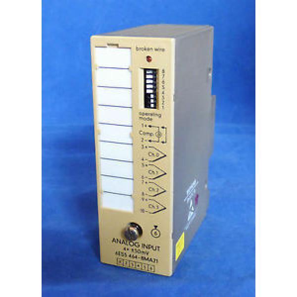 Original SKF Rolling Bearings Siemens Simatic 6ES5 464-8MA21 6ES5464-8MA21 Analog Mondule  #578# #3 image