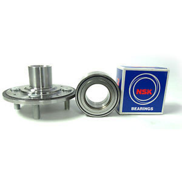 NSK Japanese OEM Wheel Bearing w/ FRONT Hub 851-72023 Honda Civic Si ABS Country of origin Japan 94-00 #1 image