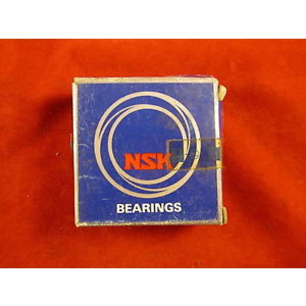 NSK Milling Machine Part- Spindle Bearings Country of origin Japan #7204BW #1 image