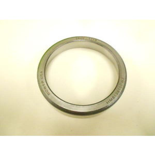HM813810 New and Original BOWER TAPERED ROLLER BEARING CUP #1 image
