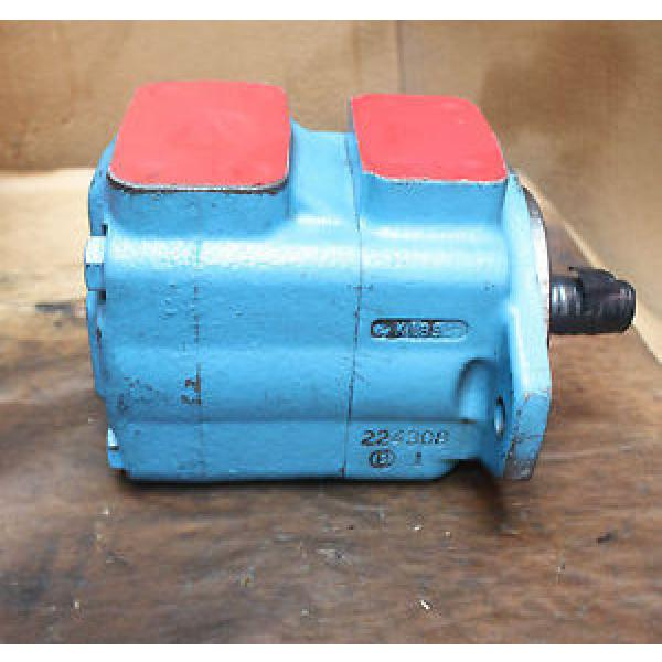 Vickers SKF,NSK,NTN,Timken 25VQ21A 1C20 Fixed Displacement Hydraulic Vane Pump 4.12in³r 38gpm #1 image