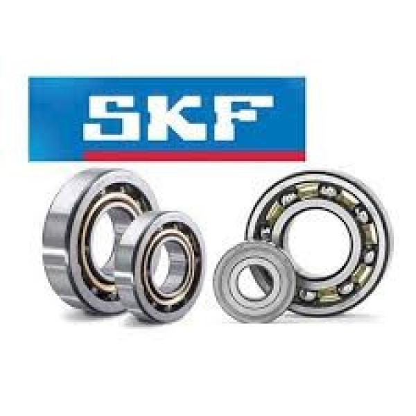 SKF Single Row Deep Groove Ball Bearings  6206LUC4 #1 image
