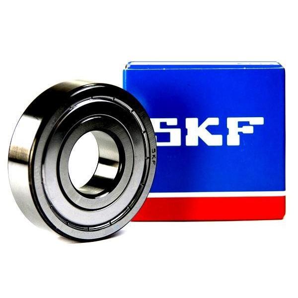 SKF Single Row Deep Groove Ball Bearings  6207B5 #1 image