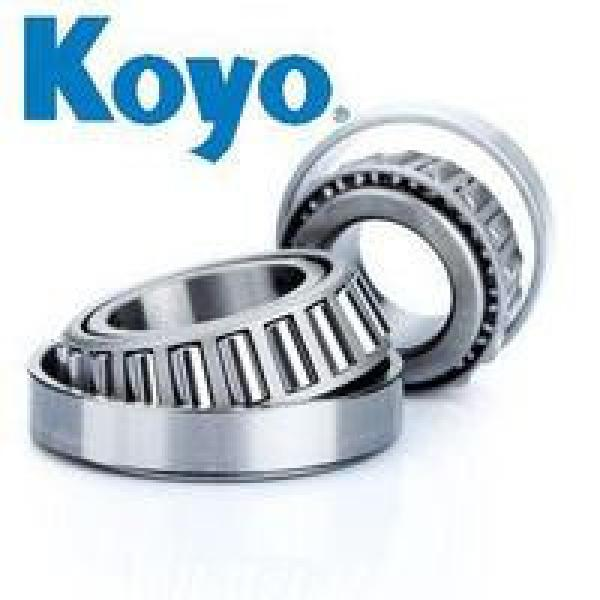 KOYO  Single Row Angular Ball Bearings 7204DB #1 image